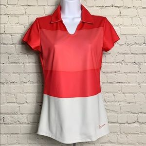 Nike Golf Tour Performance Women's XS Golf Polo